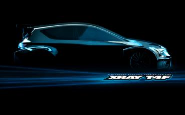 XRAY T4F'21 - 1/10 LUXURY ELECTRIC TC FWD